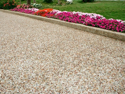 Mp Stone utilizzato come pavimentazione spazi pubblici