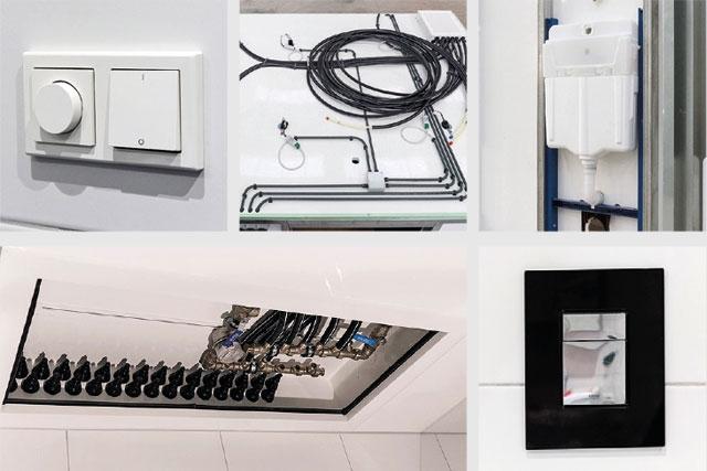 Sistema idraulico elettrico
