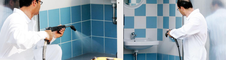 tile wash